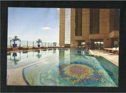 United Arab Emirates UAE Dubai Picture Postcard Fairmont Hotels View Card - Dubai