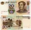 CHINA, P.R.        20 Yuan        P-905       2005       UNC - Chine