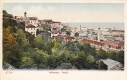 Gibraltar Panorama Of Rosia - Gibraltar