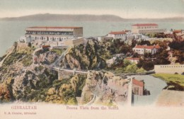 Gibraltar View Of Buena Vista From The South - Gibraltar
