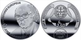 "PORTUGAL  2.013 2013  SC/UNC    2,5€ Cu Ni ""JOSE SARAMAGO""  T-DL-10.476 - Portugal"