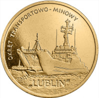 "Poland / Polonia 2 Zlotes 2.013 Oro Nórdico ""LUBLIN"" SC/UNC   T-DL-10.465 - Poland"