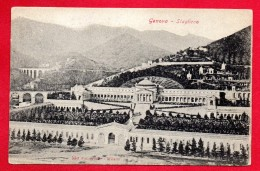 Genova. Val Bisagno. Cimitero Di Staglieno ( G.B. Resasco -1851). 1905 - Genova (Genoa)