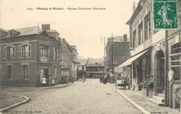 "/ CPA FRANCE 76 ""Blangy Sur Bresle, Maison Abraham Duquesne"" - Other Municipalities"