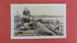 Quebec > Québec - La Citadelle  RPPC  Crease========    ==== Ref 2410 - Québec - La Citadelle