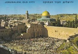 ISRAEL---JERUSALEM  Old City---voir 2 Scans - Israel