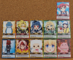 Level Neo : 11 Japanese Trading Cards - Trading Cards