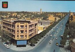MAROC---MARRAKECH---avenue Mohammed V---voir 2 Scans - Marrakech