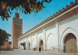 MAROC---MARRAKECH---mezquita De Tumbas Saadiennes---voir 2 Scans - Marrakech