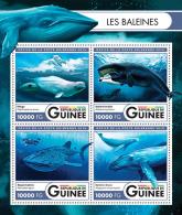 GUINEA REP. 2016 ** Diving Tauchen Plongée M/S - OFFICIAL ISSUE - A1647