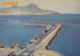 CAP VERT--CABO VERDE---MINDELO--cais Acostavel--s. Vicente--voir 2 Scans - Cape Verde