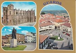 PORTUGAL---GUARDA--ville Très Riche En Monuments--voir 2 Scans - Guarda