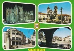 PORTUGAL---GUARDA---multivues---voir 2 Scans - Guarda