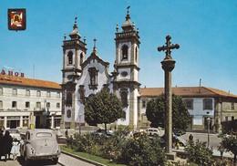 PORTUGAL---GUARDA--l'église De La Miséricorde---voir 2 Scans - Guarda