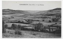 SOMBERNON - LES PRAIRIES - CPA VOYAGEE - Other Municipalities