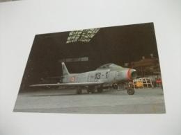AEREO AEROPORTO VIGNA DI VALLE MUSEO STORICO A. M. VELIVOLO NORTH AMERICAN F 86 E SABRE MONOPLANO - 1946-....: Ere Moderne