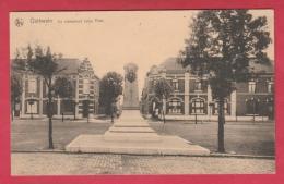 Quiévrain - Le Monument Jules Pirlot -1923 ( Voir Verso ) - Quiévrain