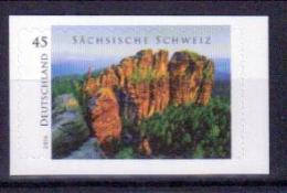 Deutschland ´Nationalpark Sächsische Schweiz´ Skl. / Germany ´Saxon Switzerland National Park´ S/A **/MNH 2016 - Ungebraucht