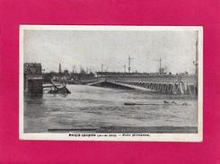 PARIS Inondé (janvier 1910), Pont Mirabeau - Inondations De 1910