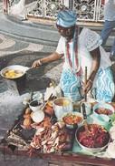 BRASIL---SALVADOR---bahiana Com Quitutes--voir 2 Scans - Salvador De Bahia