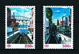 Bélgica  Nº Yvert  Paquete Postal - 459/60  En Nuevo - Bahnwesen