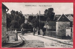 Verneuil --  Pont Du Haut Verneuil - France