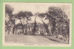 Marseille, SAINT BARNABE : Le Château De Bois Luzy. 2 Scans. Edition Tardy - Autres
