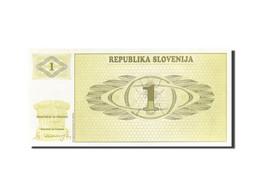 Slovénie, 1 (Tolar), 1990-1992, KM:1a, 1990, SPL - Slovénie