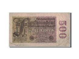 Allemagne, 500 Millionen Mark, 1923, KM:110d, 1923-09-01, B+ - [ 3] 1918-1933: Weimarrepubliek