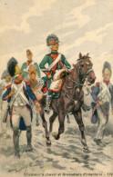 MILITAIRE(CHASSEUR A CHEVAL_GRENADIER) UNIFORME - Regiments