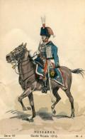 MILITAIRE(HUSSARD) UNIFORME - Regiments