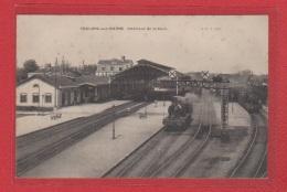 Châlons Sur Marne   --  Intérieur De La Gare - Châlons-sur-Marne
