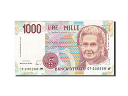 Italie, 1000 Lire, 1990-1994, KM:114c, 1990, TTB - [ 2] 1946-… : République