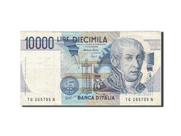 Italie, 10,000 Lire, 1984-1985, KM:112c, 1984-09-03, TB - 10000 Lire