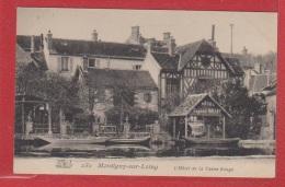 Montigny Sur Loing  --  L Hôtel De La Vanne Rouge - Sonstige Gemeinden