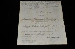 235- George Friedrich Beneking Geboren Den 2 Juli 1878 - Geburt & Taufe