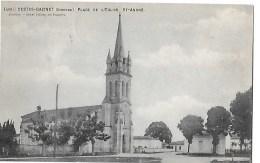 CESTAS GAZINET  PLACE DE L EGLISE   ST ANDRE - France