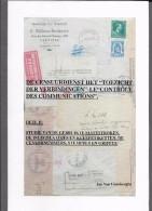 De Censuurdienst 'Toezicht Der Verbindingen'  127 Pag. Door Jan Van Gansberghe   Perfect Port Belgie : 3,5 Euro - WW II
