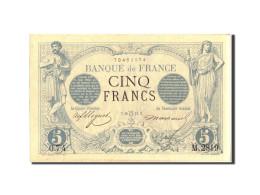 France, 5 Francs, 5 F 1871-1874 ''Noir'', 1873, 1873-07-10, KM:60, SUP+ - 1871-1952 Frühe Francs Des 20. Jh.