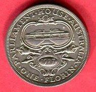 § 1 FLORIN  ( KM 31) TB+ 32 - Monnaie Pré-décimale (1910-1965)