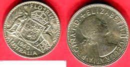 § 1 FLORIN  ( KM 60) TB+ 28 - Monnaie Pré-décimale (1910-1965)