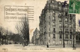 PARIS L'AVENUE DE SAXE - Distretto: 15