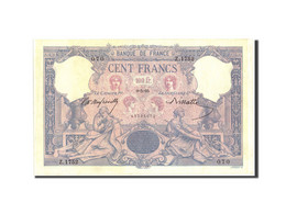 France, 100 Francs, 100 F 1888-1909 ''Bleu Et Rose'', 1895, 1895-05-09, KM:65b - 1871-1952 Antichi Franchi Circolanti Nel XX Secolo