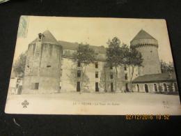 Cpa TOURS (37) La  Tour De Guise - Tours
