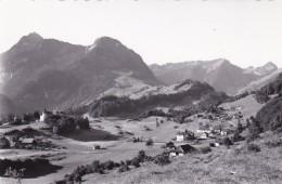Les Sciernes D´Albeuve, Vue Générale - FR Fribourg