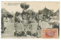Sénégal // Femmes Cérères - Sénégal
