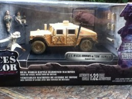 - Forces Of Valor - Diorama U.S  M1036 HMMWVw/TOW - Humvee - 1/32° - Réf 81002 - Diorama