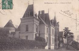 St-Paterne - Château Du Brueil - Other Municipalities