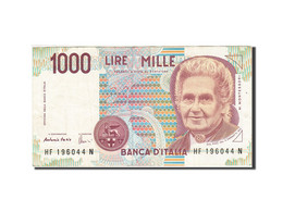 Italie, 1000 Lire, 1990-1994, KM:114c, 1990, TB - 1000 Lire