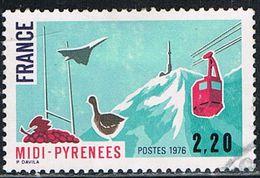 FRANCE : N° 1866 Oblitéré (Régions : Midi Pyrénées) - PRIX FIXE -